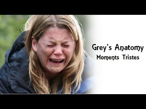 Greys Anatomy - Moments Tristes (01x01-15x06)