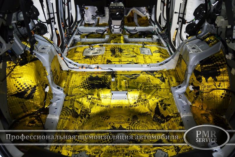 Шумоизоляция Mazda CX-9, изображение №9