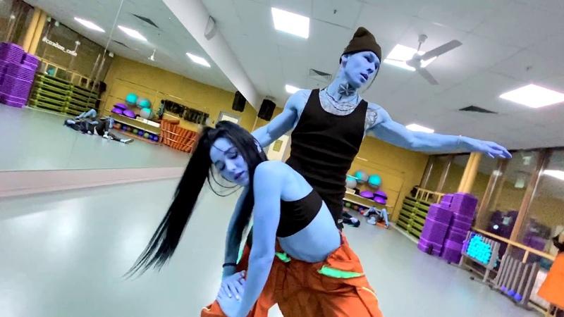 Леша Свик - Номера - Танец (jeny_miki NILETTO)