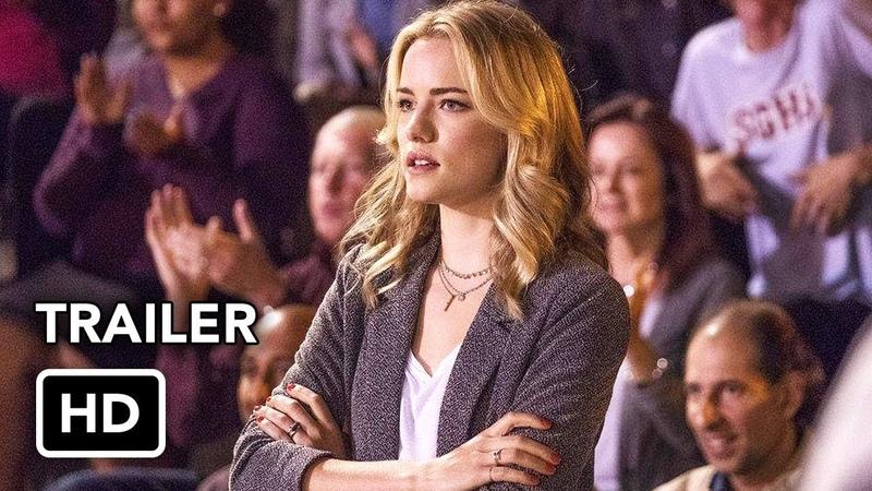 Dare Me USA Network Trailer HD Willa Fitzgerald series