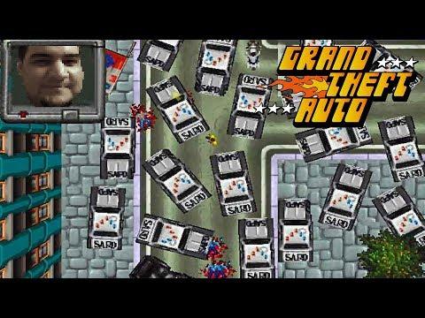 18 Шон играет в Grand Theft Auto Syphon Filter PS1 1997