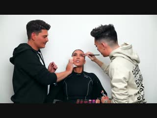 Beauty Battle ft. Kim Kardashian  MakeupByMario