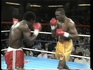 Thomas Hearns vs James Kinchen  - NABF & WBO Super Middleweight Titles