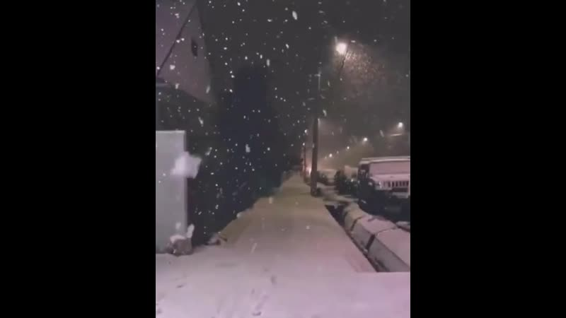 Ты прекрасна как эта зима