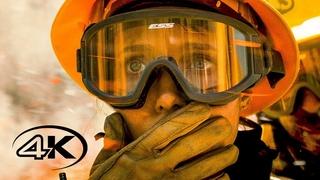 Те, кто желает мне смерти 💥 Русский трейлер 4K 💥 Фильм 2021