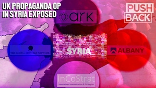Leaks expose massive Western propaganda op in Syria proxy war