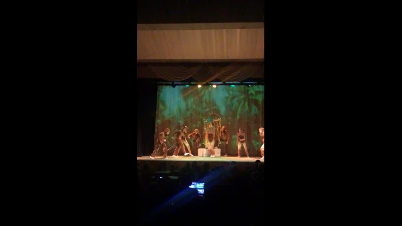 Жемчуг Танец обезьян 1 12 19