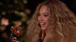 Beyoncé Wins Best R&B Performance | 2021 GRAMMY Awards Show Acceptance Speech