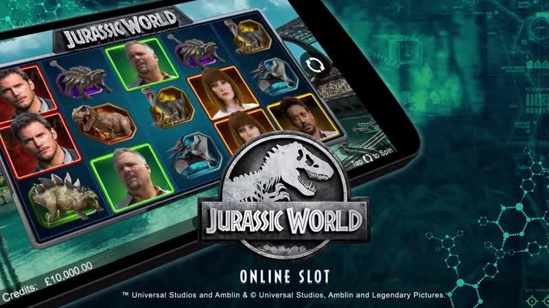 Лучшие слоты Microgaming | Jurassic World™ Online Slot Special