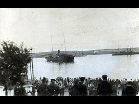 Великий исход Русской армии и Черноморского флота из Крыма в ноябре 1920 года
