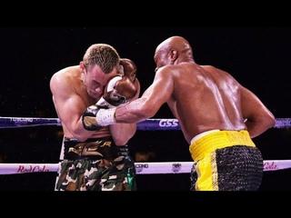 Julio Cesar Chavez Jr. vs Anderson Silva Full Fight