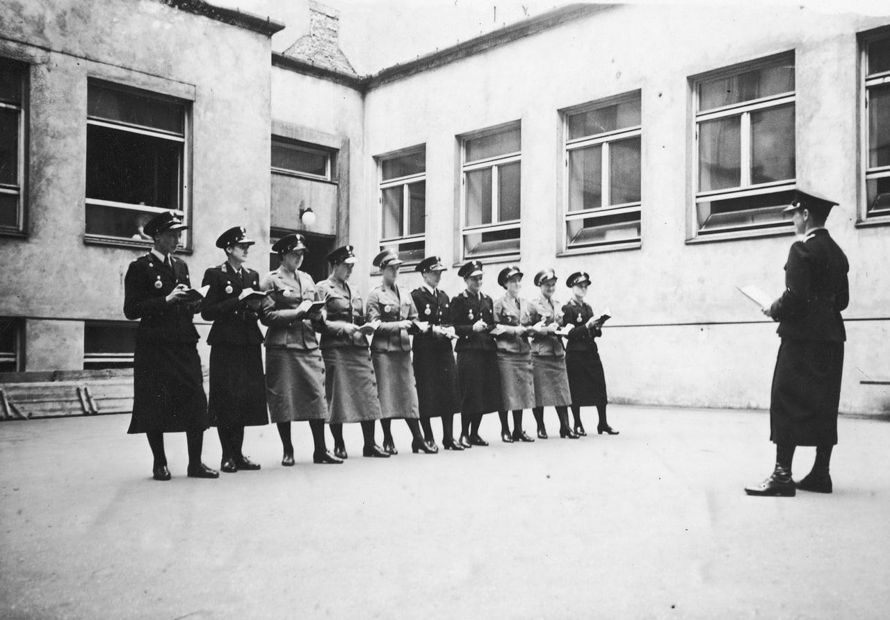 Женский отдел полиции Кракова