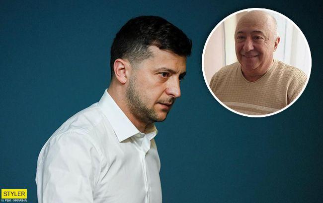 Отец Зеленского резко обратился к молодежи: идите воевать, гады