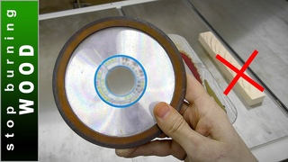 🟢 Table Saw Blade Sharpening - How to Sharpen Saw Blades - Simple Method