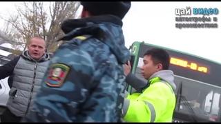 Гонения на русских в Кыргызстане и как сотрудники милиции подставляют русских на дорогах.