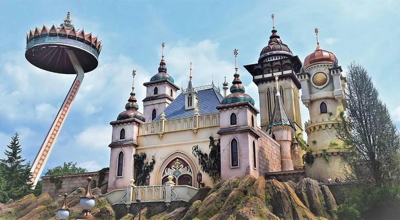 10 интересных тематических парков
