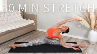30 MIN YOGA FULL BODY STRETCH || 🤍 Day 3: Move With Me Series