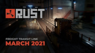 Rust - Freight Transit Line