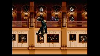 Sega Mega Drive 2 (Smd) 16-bit Batman Battle with Bosses