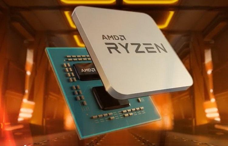 Графика  Ryzen 7 4700G  на равне с GTX 1050