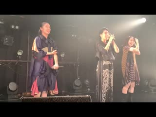 Ele Funk Garden @ maybe rainy TOKYO 渋谷club asia 26/08/2020