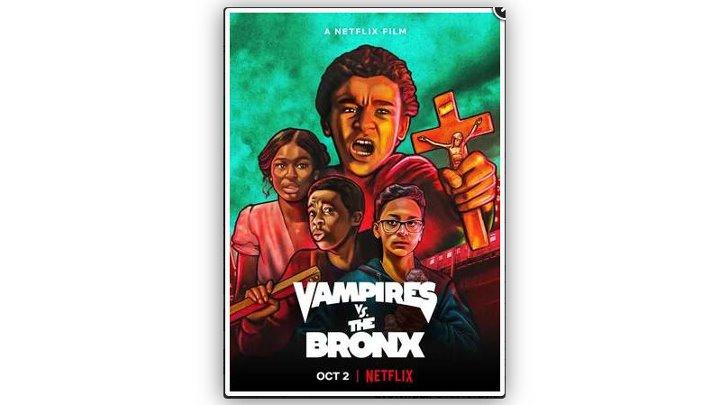 Вампиры в Бронксе 2020 ужасы комедия