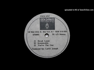 Fuchsia (Few-Sha) - you're the one  1983 Larry Joseph Presents