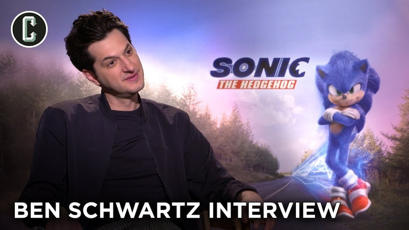 Ben Schwartz on 'Sonic', Target T-Shirts, and the Possibility of a 'Parks and Rec' Reunion