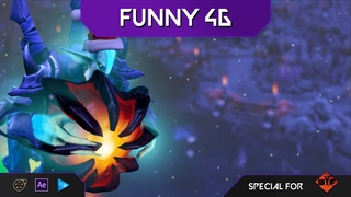 Happy New Year guys! Dota 2 SFM funny moment #46