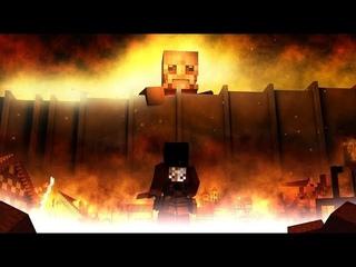 Attack on Titan | Tiser | Minecraft series
