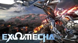 ExoMecha - Официальный трейлер с игровым процессом