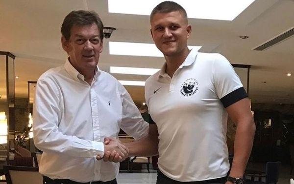 С Велимиром Петковичем