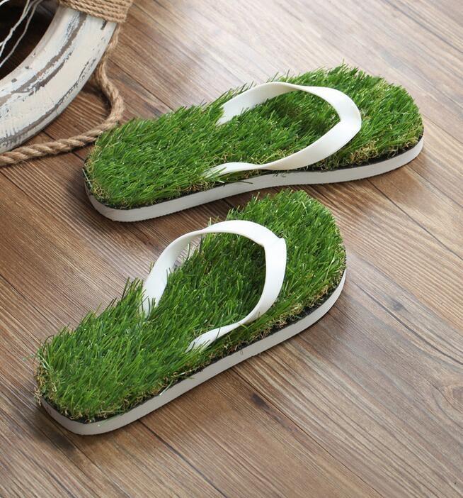 Необычные сандали
