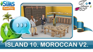 Sims FreePlay 🏝🏺| INFLUENCE ISLAND SE. 10 | MOROCCAN KITCHEN 2.0 |   (Early Access) 🔑