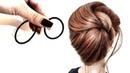 7 Причесок из 2 Резинок. на Короткие волосы.