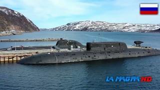 Sierra II Class Titanium Submarine - Project 945A Kondor