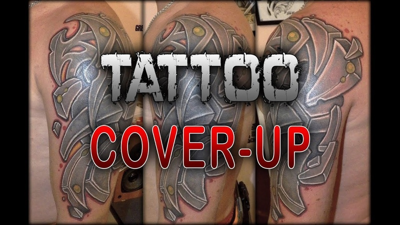 Tattoo перекрытие (cover-yp) VOLYA-ART