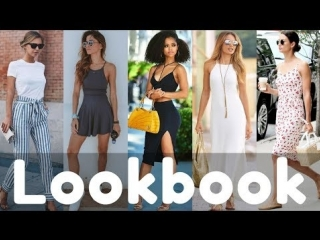 Trendy summer dresses outfits lookbook 2018 summer fashion