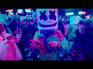 ПРЕМЬЕРА! Marshmello, Tyga, Chris Brown - Light It Up  NR