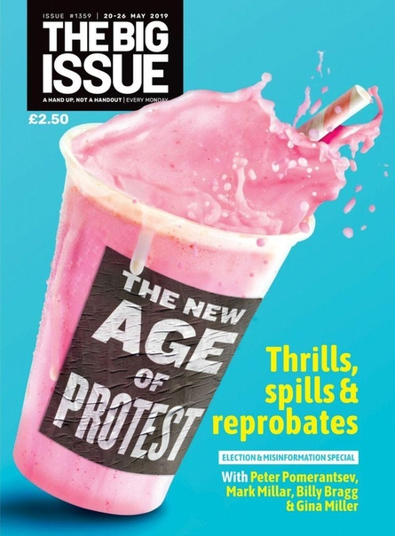 2019-05-20 The Big Issue