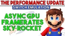 Another INCREDIBLE Performance Update to Switch Emulation Yuzu Emulator
