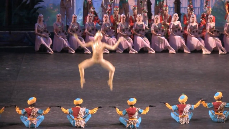 Golden Idol La Bayadere Anton Ploom Божок 30 04 2009