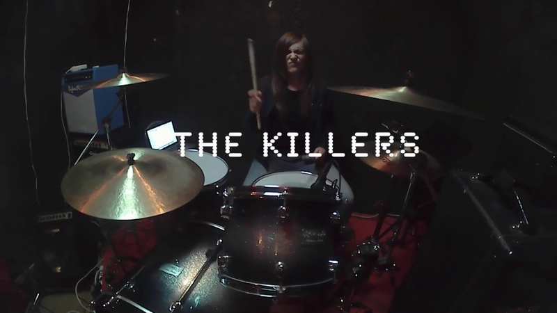 Mr. Brightside, The killers - Drum cover by Leire Colomo