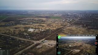 FIMI X8 MINI Тест дальности видеолинка с аварийной посадкой. Video link test with emergency landing
