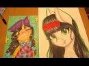 ♥ Мои рисунки пони 4 ♥