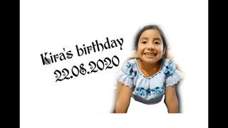 Kira's birthday