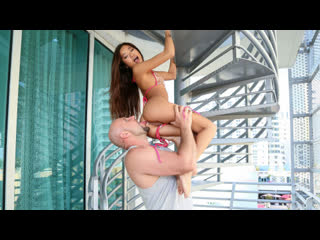 Vina Sky - Anal In the Sun - Hardcore Sex Petite Teen Asian Babe Big Dick Cock Deepthroat Cumshot Skinny Gonzo Exotic, Порно
