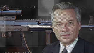 «Русский самородок». Документальный фильм к100-летию Михаила Калашникова