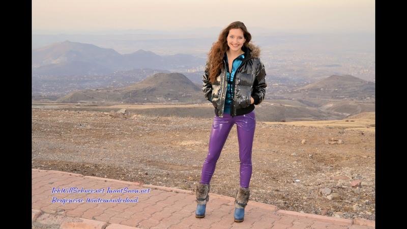 V Blog 3 Skifahren in Anatolien mit Ricci Abends in Hacilar am Erciyes