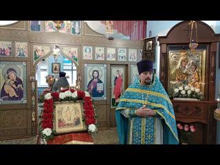 Вторник Светлой Седмицы! Престольный праздник в нашем храме! Христос Воскресе!